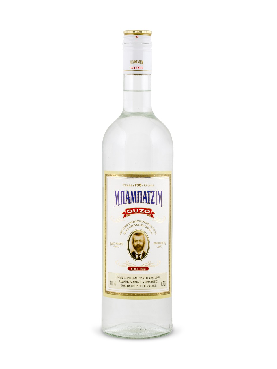 Image for Ouzo Babatzim from LCBO