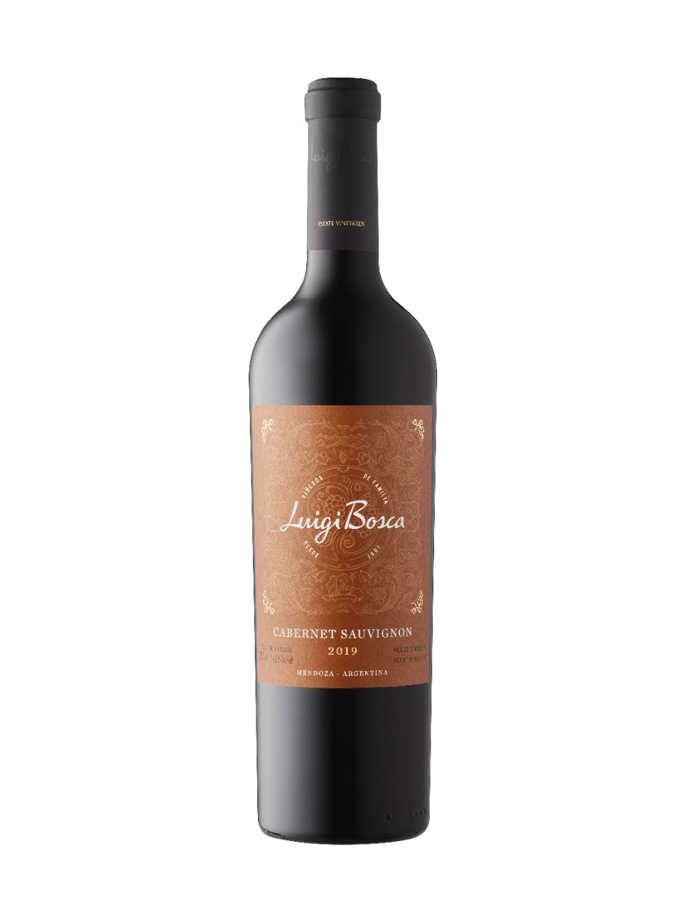Image for Luigi Bosca Cabernet Sauvignon 2015 from LCBO