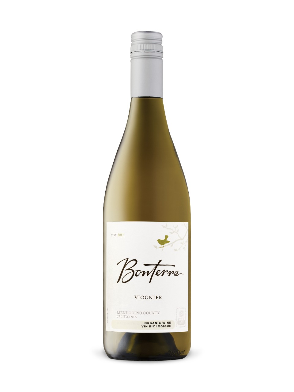 Image for Bonterra Viognier 2017 from LCBO