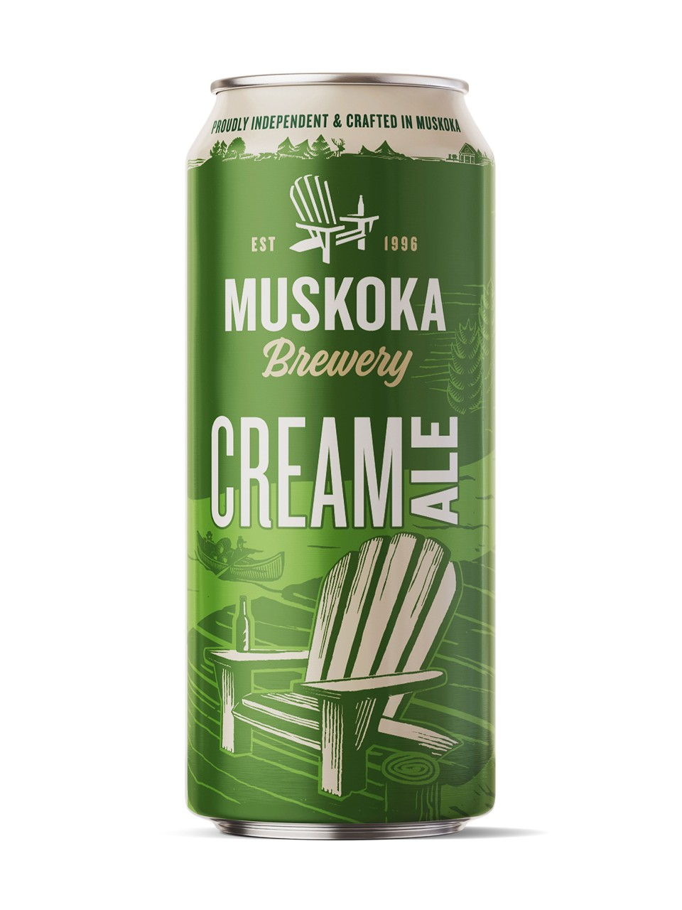 Image for Muskoka Cream Ale from LCBO