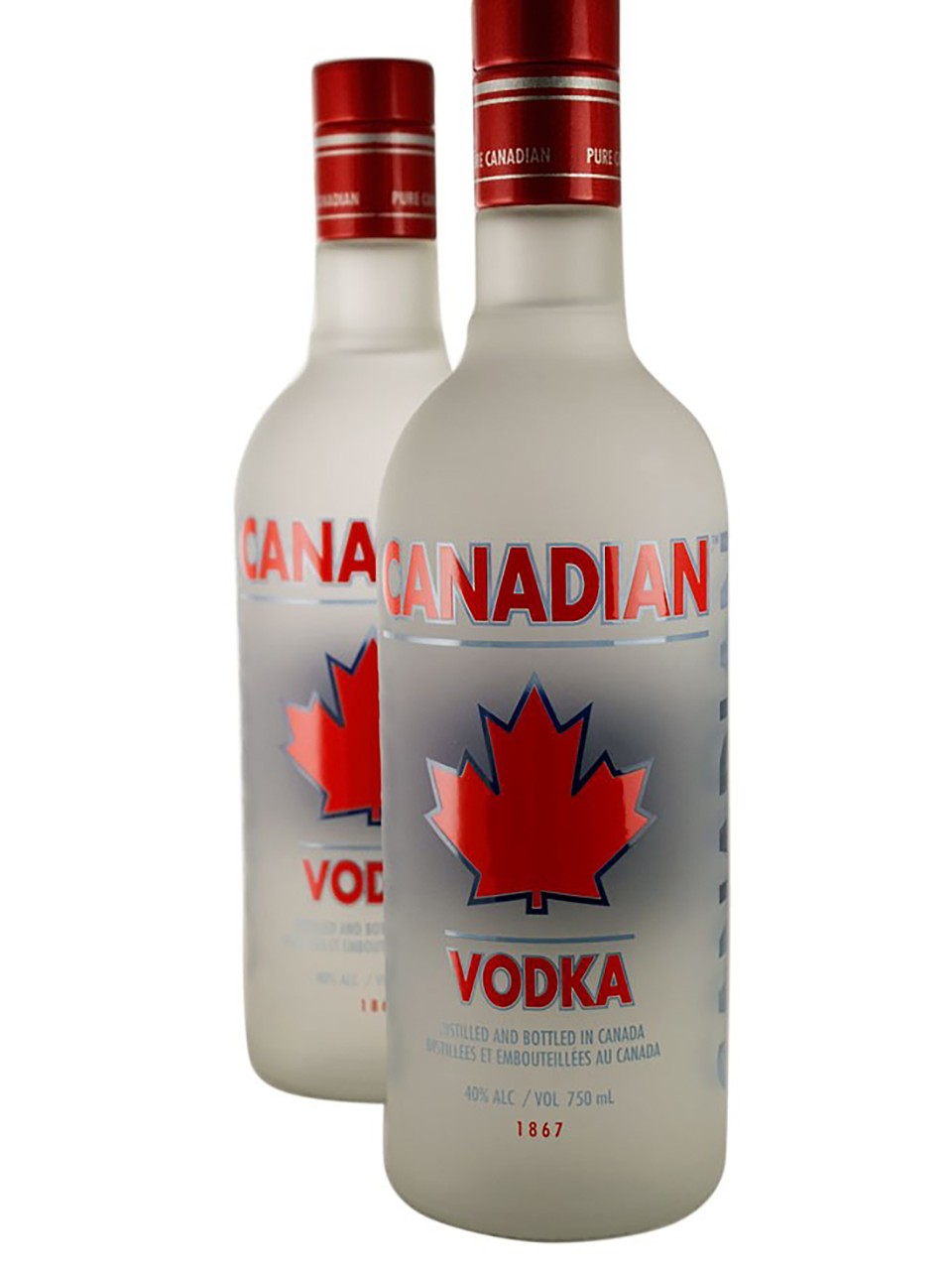 Image for Canadian Vodka from LCBO