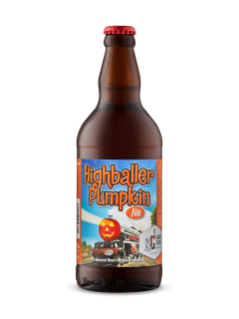 Highballer Pumpkin Ale