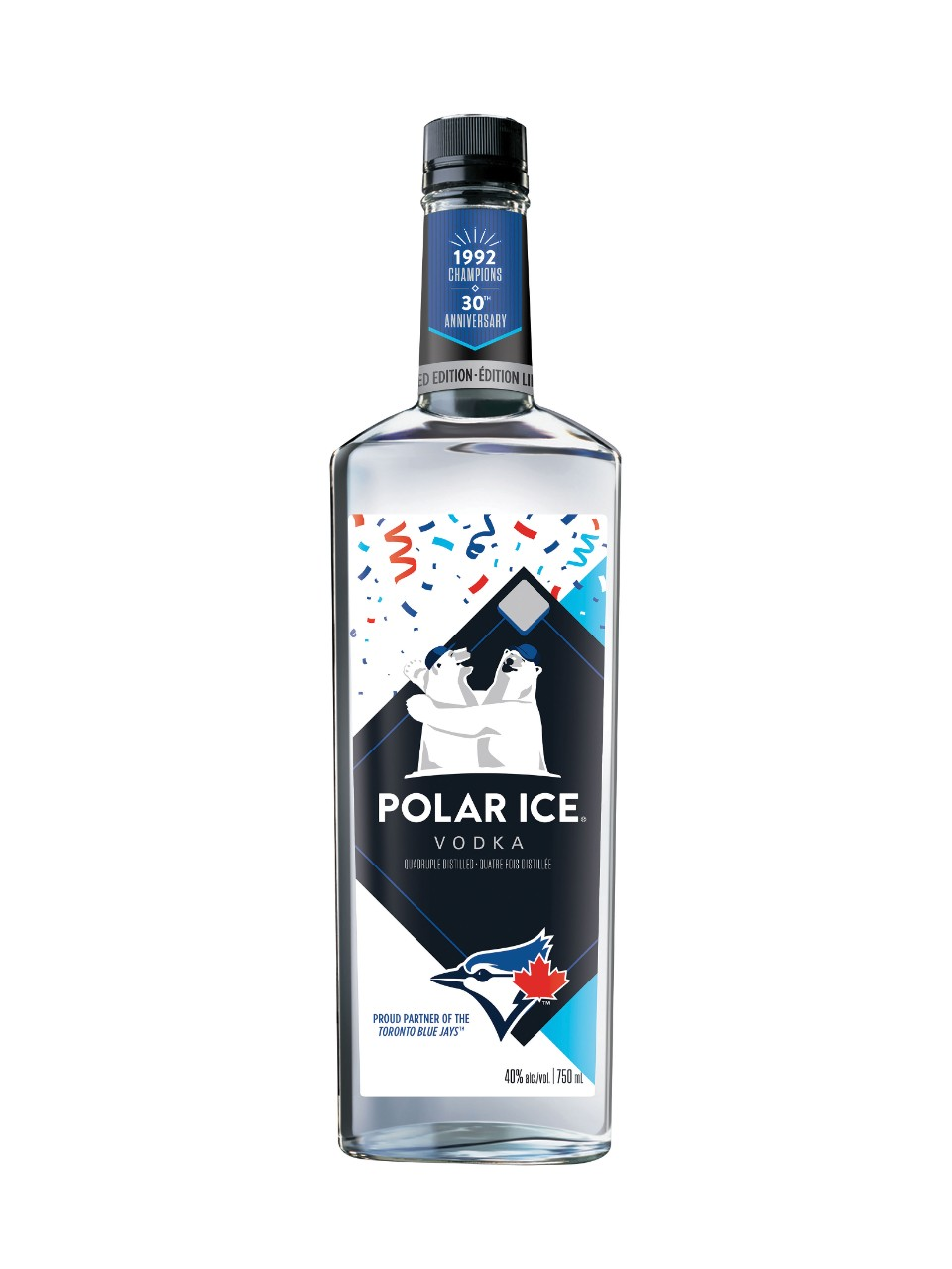 Polar Ice Vodka from LCBO