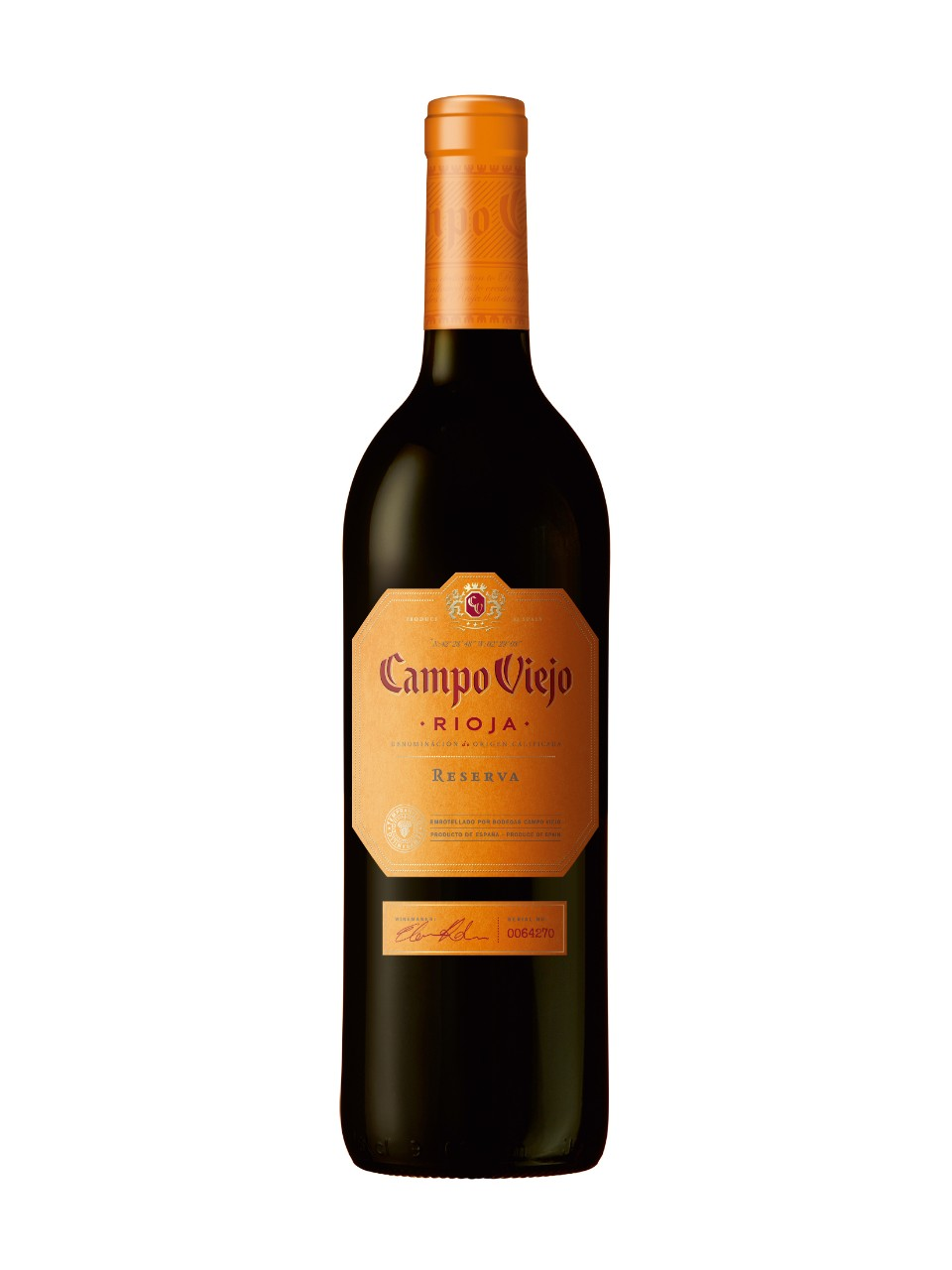 Image for Campo Viejo Rioja Reserva from LCBO