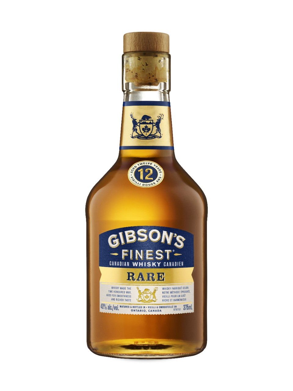 Whisky Gibson's Finest 12 ans d'âge