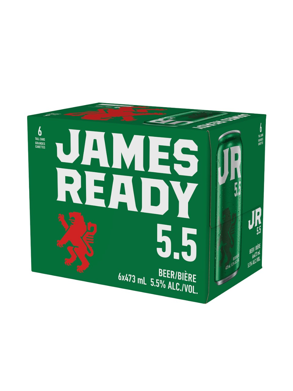 Image for James Ready 5.5 from LCBO