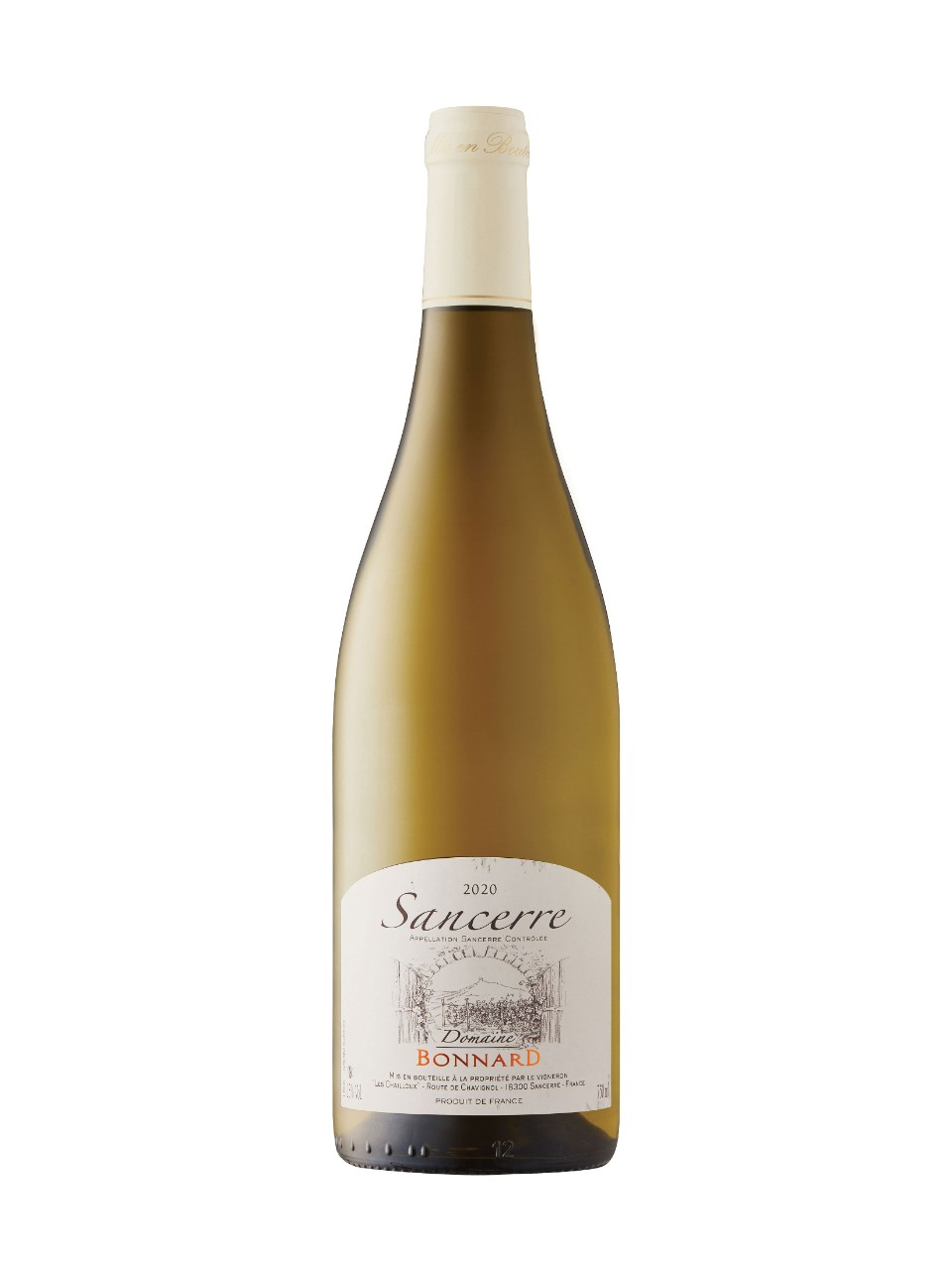 Image for Domaine Bonnard Sancerre 2018 from LCBO