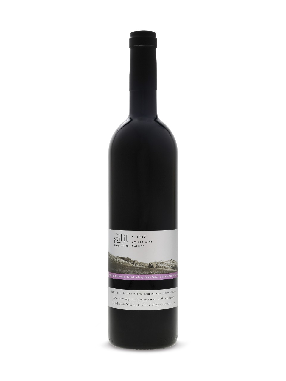 Image for Galil Mountain Shiraz KP from LCBO
