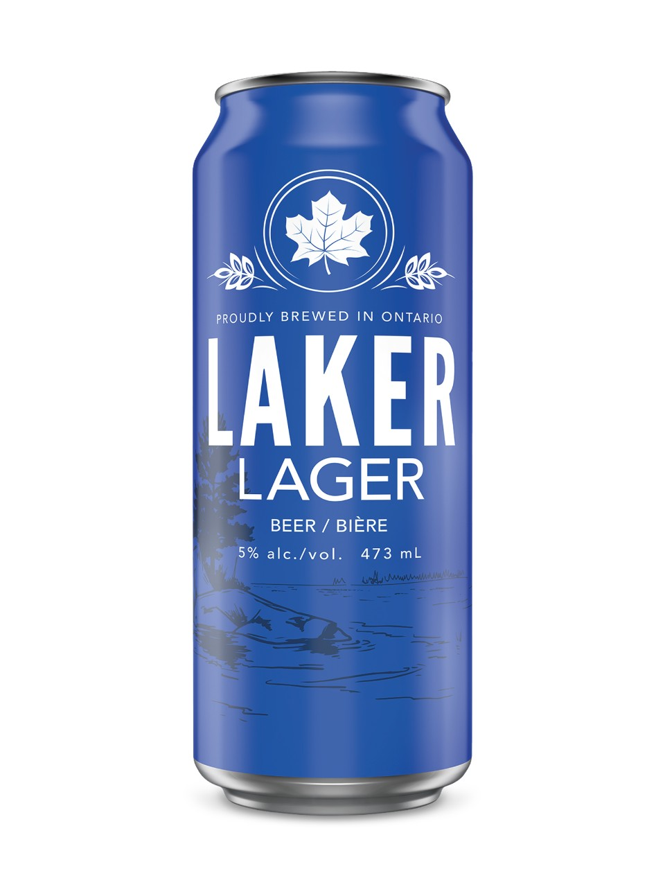 Image for Laker Premium Lager from LCBO