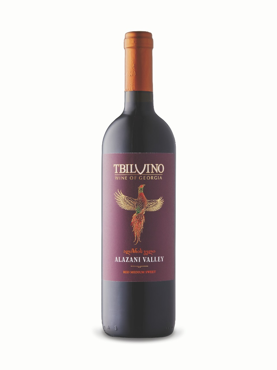 Tbilvino Alazani Valley Red 2016