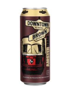 Amsterdam Downtown Brown Ale