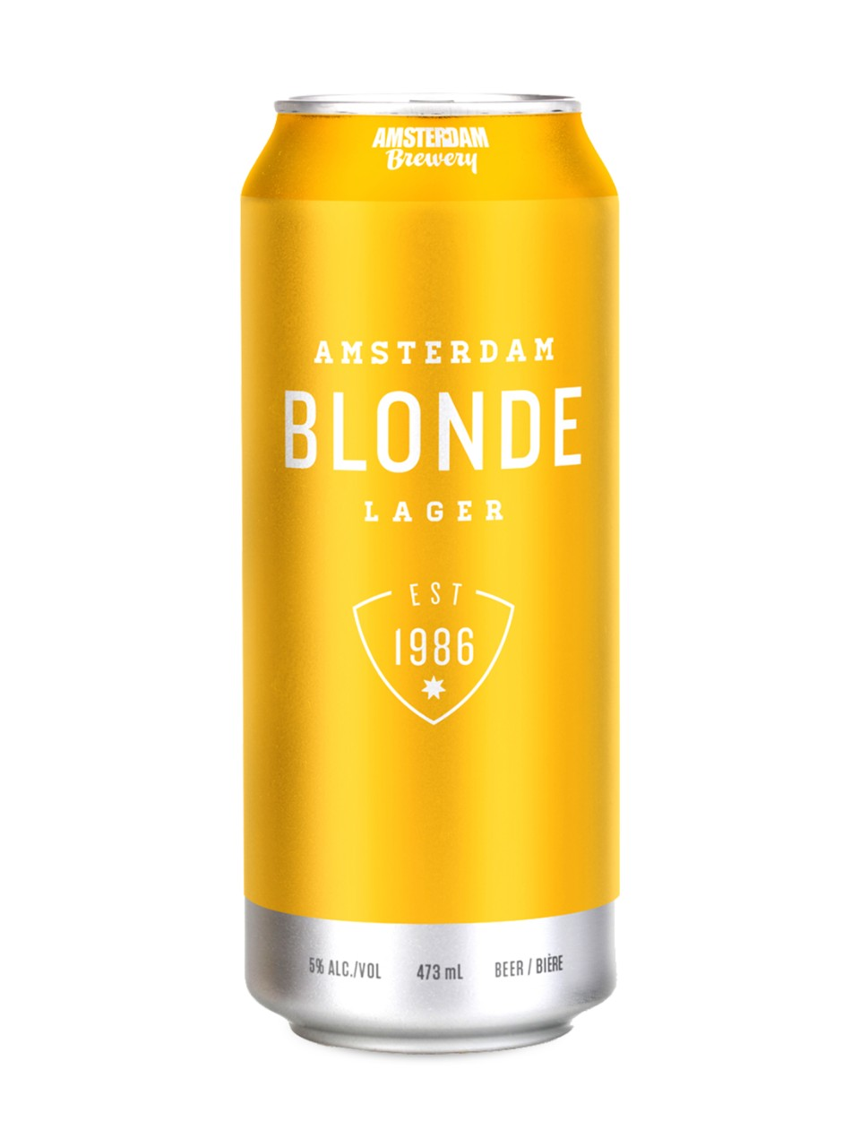 Amsterdam Natural Blonde Lager