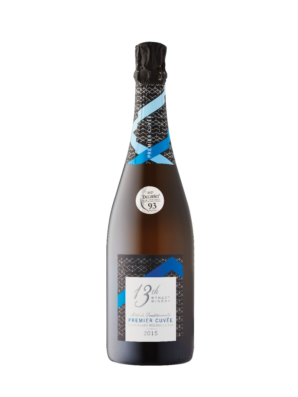 Image for 13th Street Premier Cuvée Sparkling 2013 from LCBO