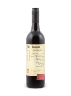 Small Gully The Formula Robert's Shiraz