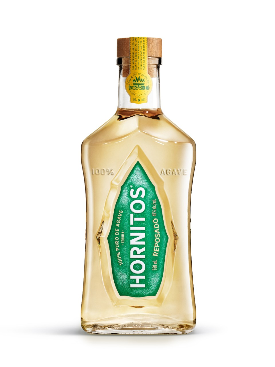 Image for Sauza Hornitos Reposado Tequila from LCBO