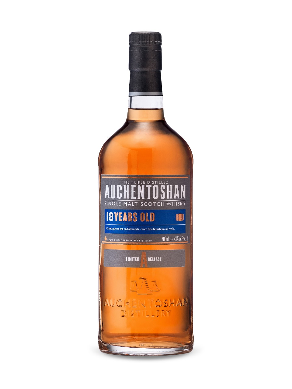 Auchentoshan 18 Year Old Lowland Single Malt Scotch Whisky from LCBO