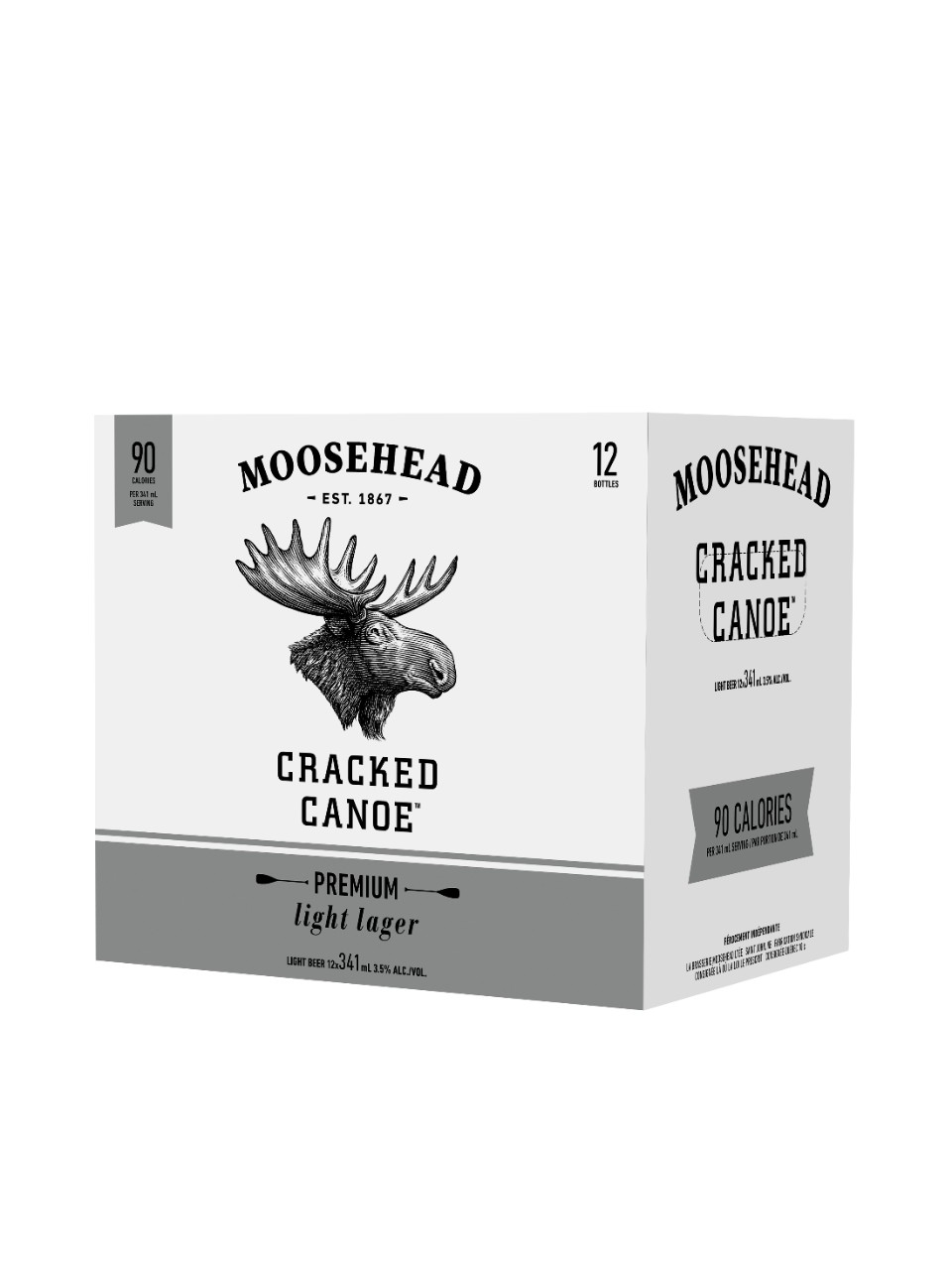 Image for Moosehead Cracked Canoe from LCBO