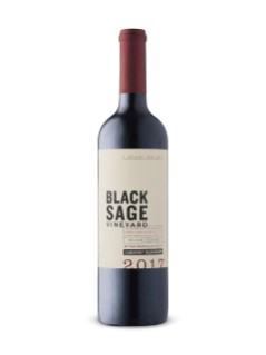 Sumac Ridge Black Sage Vineyard Cabernet Sauvignon 2017
