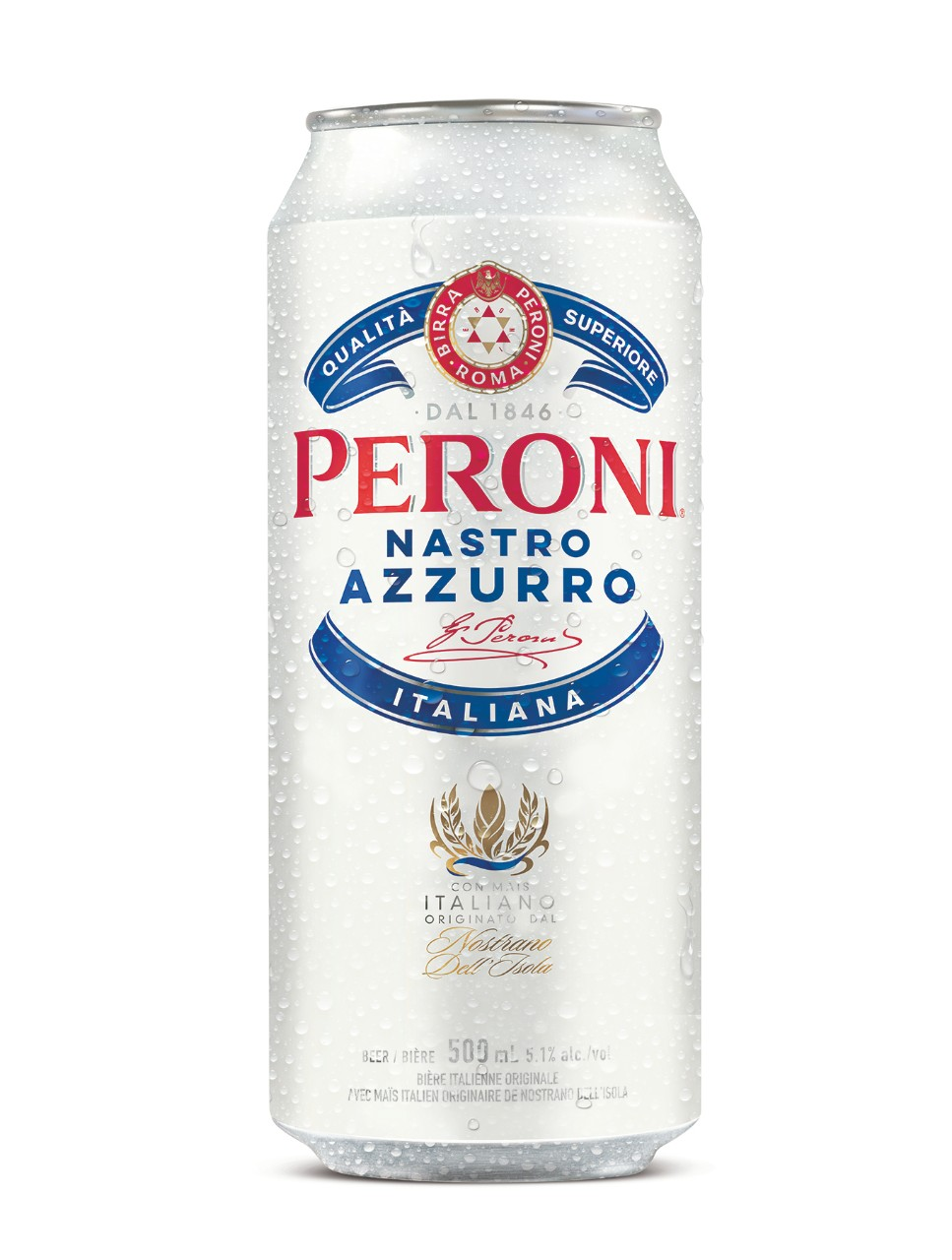 Image for Peroni Nastro Azzurro from LCBO