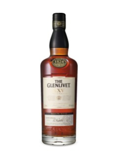 The Glenlivet 25 Year Old Single Malt Scotch Whisky