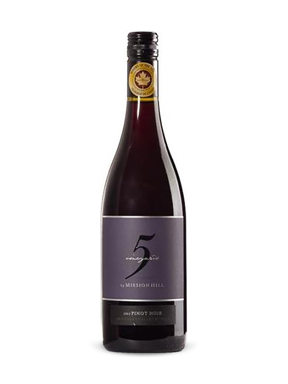 Image for Mission Hill Five Vineyards Pinot Noir from LCBO