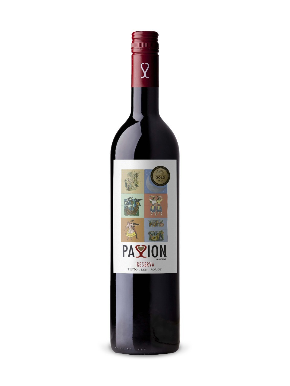 Image for Passion Of Portugal Red from LCBO