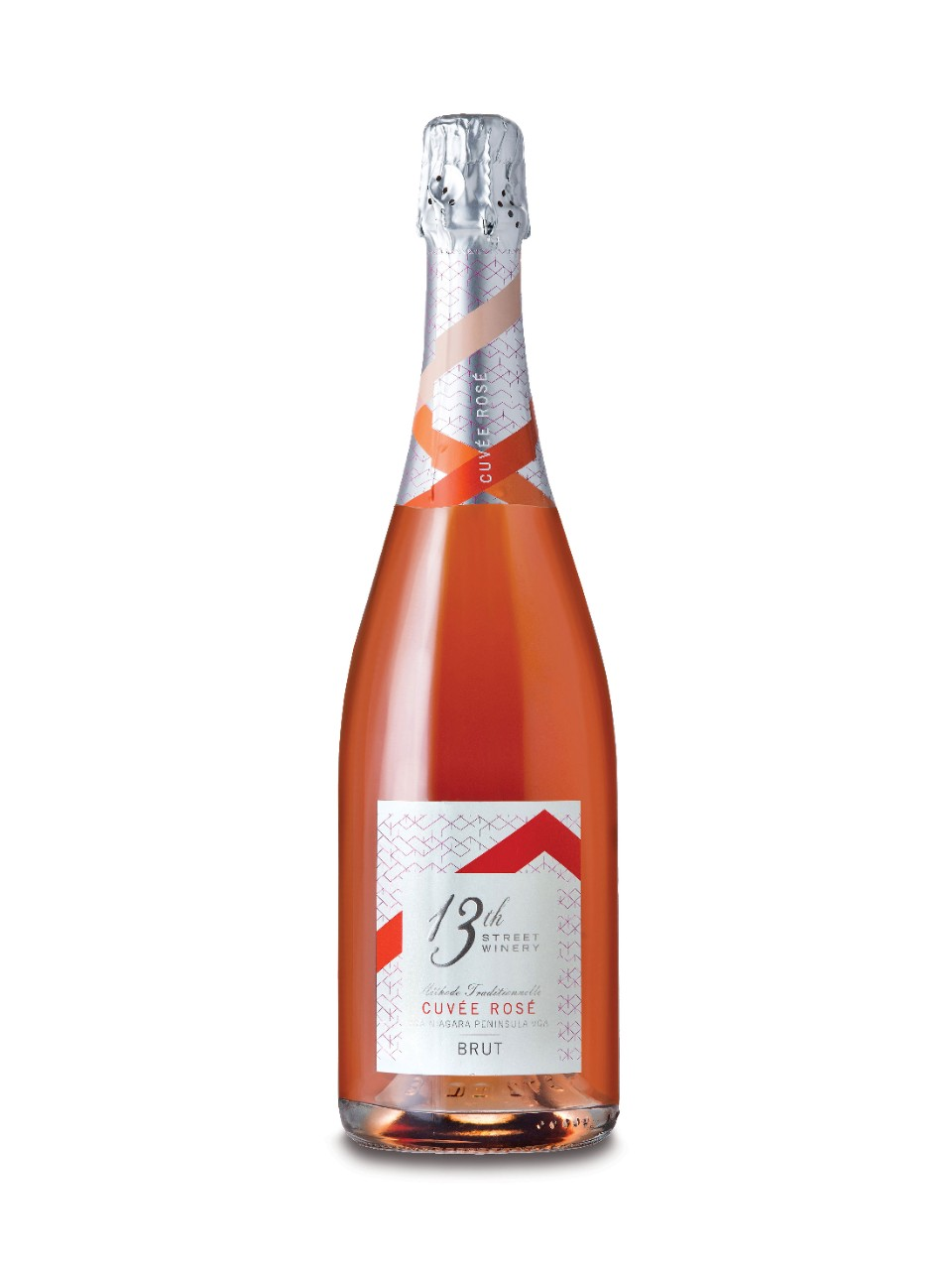 Image for 13th Street Cuvée Brut Rosé from LCBO