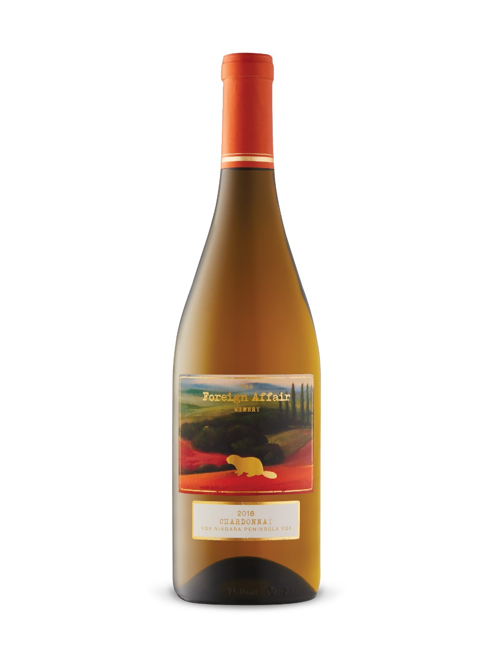 The Foreign Affair Chardonnay 2018 from LCBO