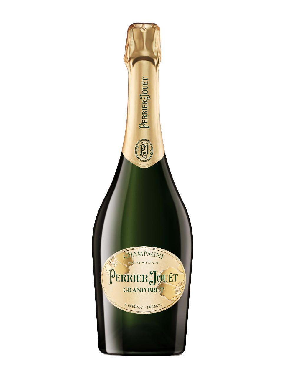 Image for Perrier-Jouët Grand Brut Champagne from LCBO