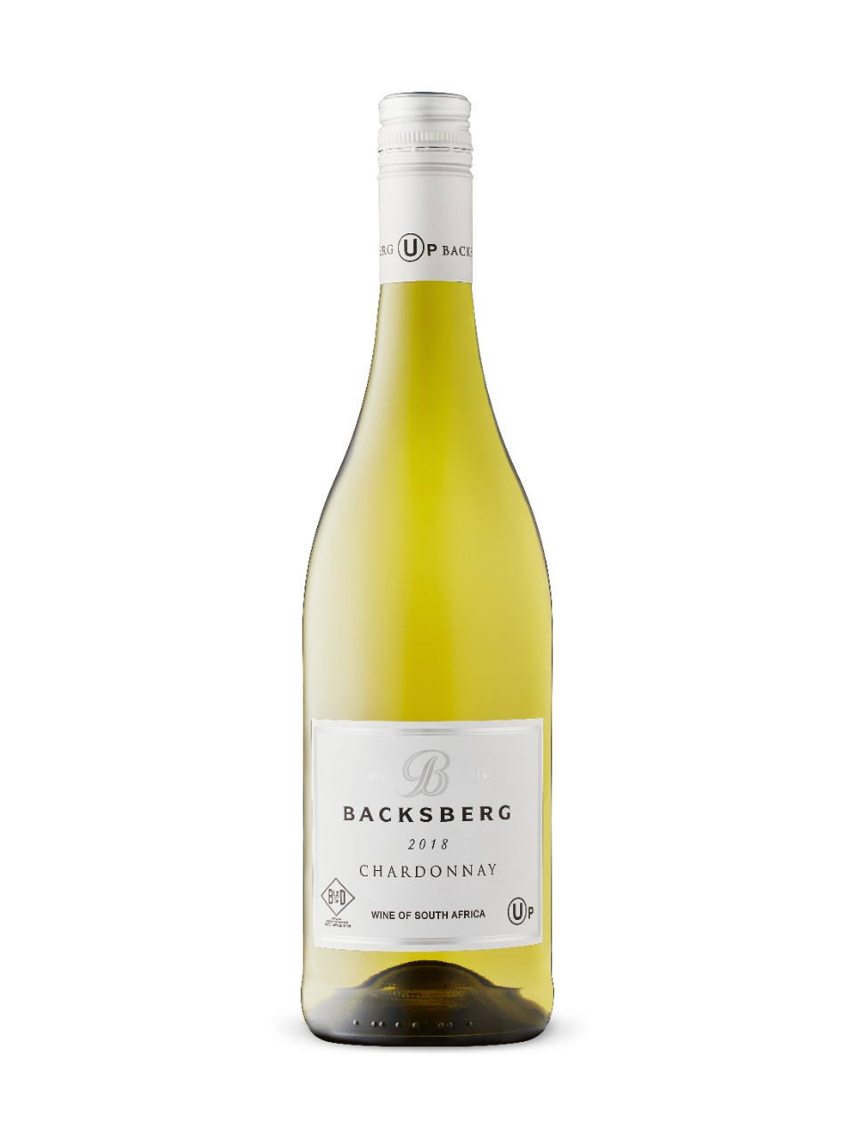 Image for Backsberg Chardonnay KPM from LCBO