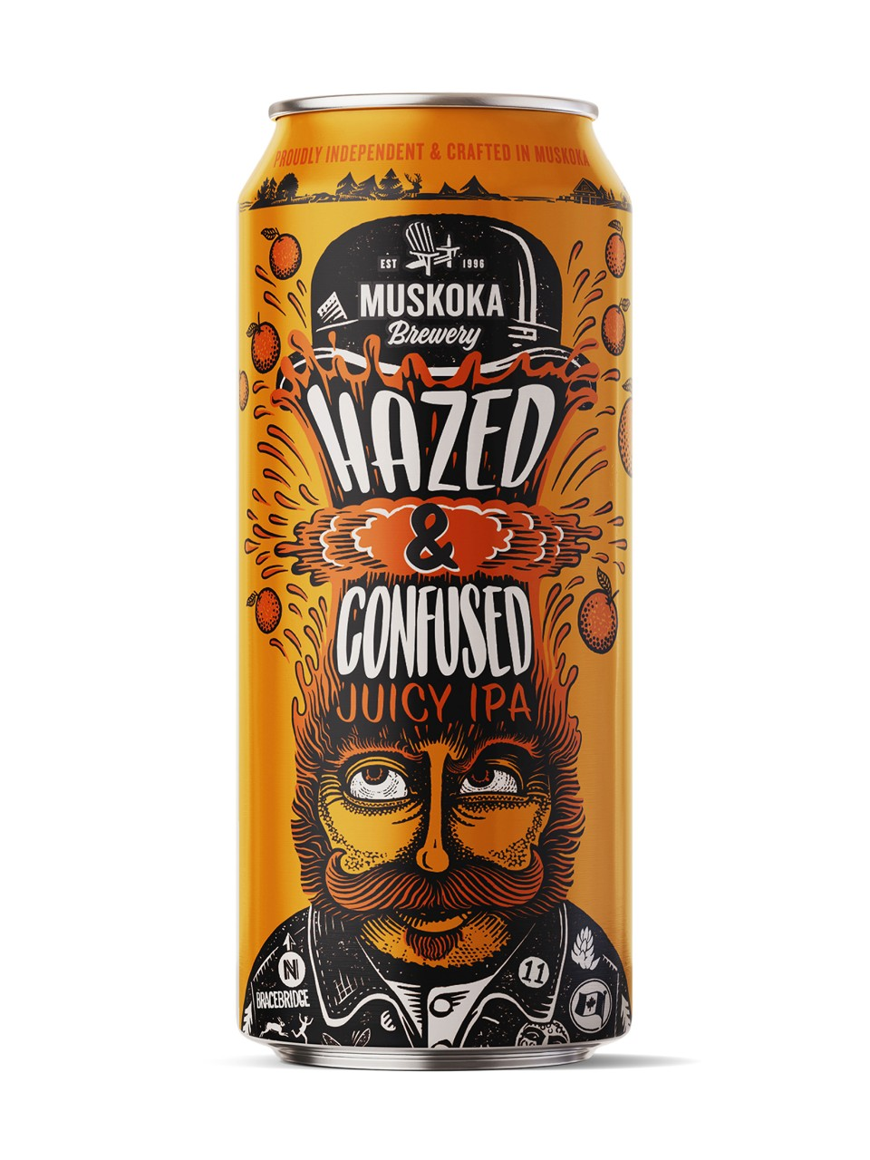 Image for Muskoka Hazed & Confused from LCBO