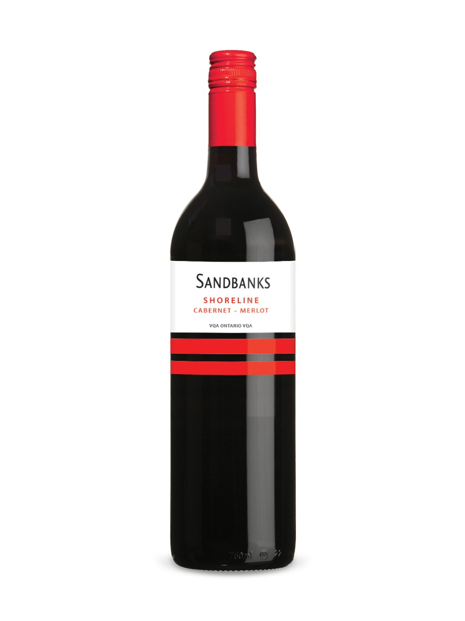 Image for Sandbanks Shoreline Red VQA from LCBO