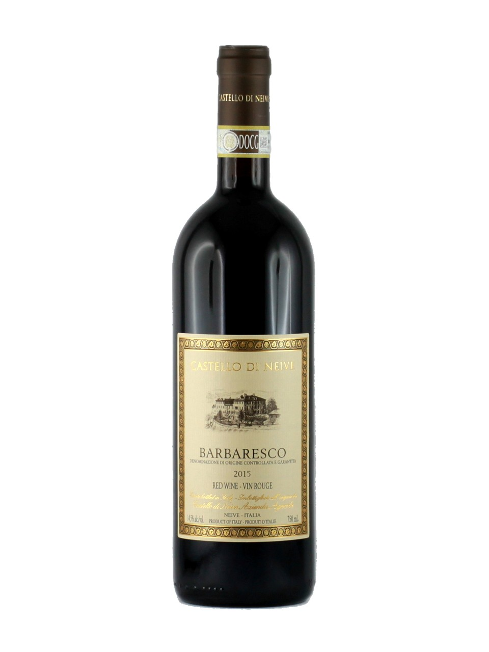 Image for Castello Di Neive Barbaresco DOCG from LCBO