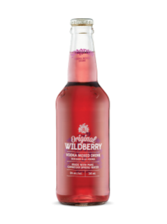 Seagram Wild Berry The Original