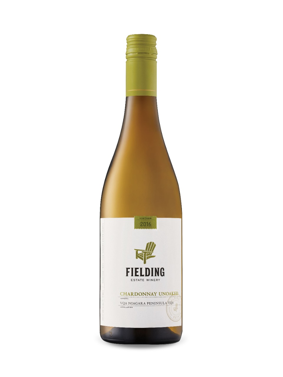 Image for Fielding Unoaked Chardonnay from LCBO