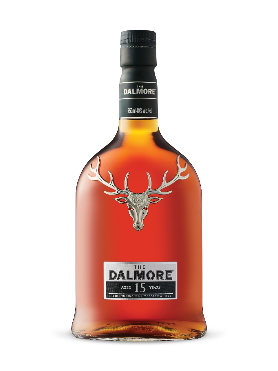 The Dalmore 15 Year Old Highland Single Malt Scotch Whisky from LCBO