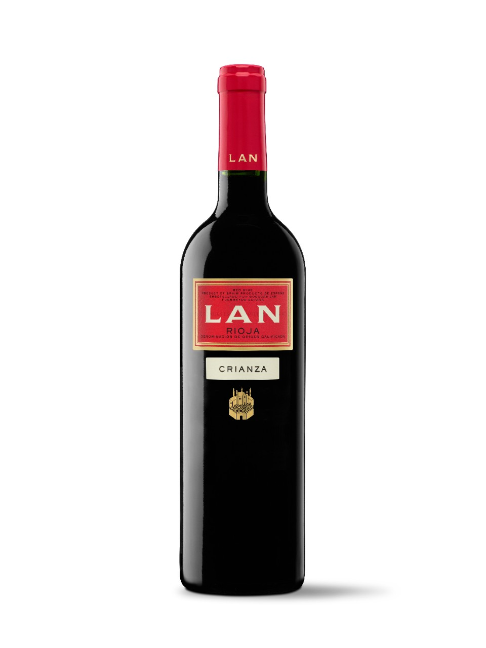 Image for LAN Crianza from LCBO