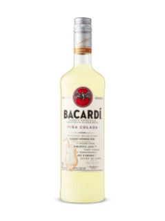 Bacardi Pina Colada Cocktail