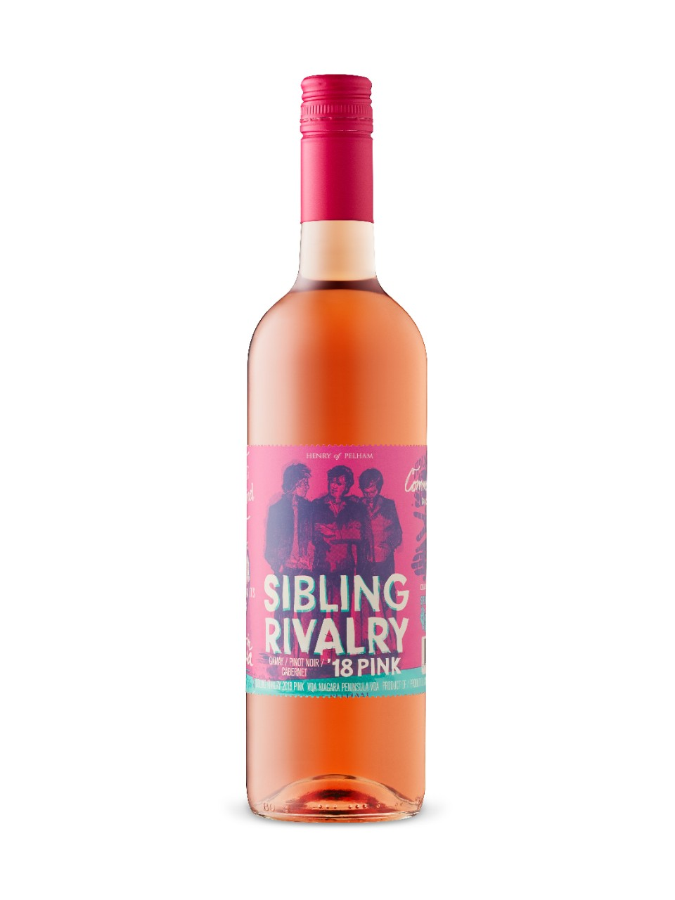 Image for Sibling Rivalry Pink VQA from LCBO