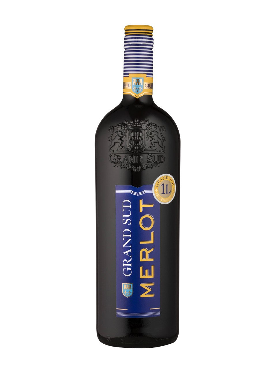 Image for Grand Sud Merlot from LCBO