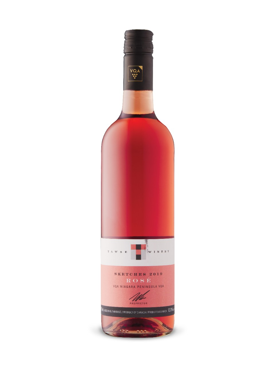 Image for Tawse Sketches of Niagara Rosé from LCBO