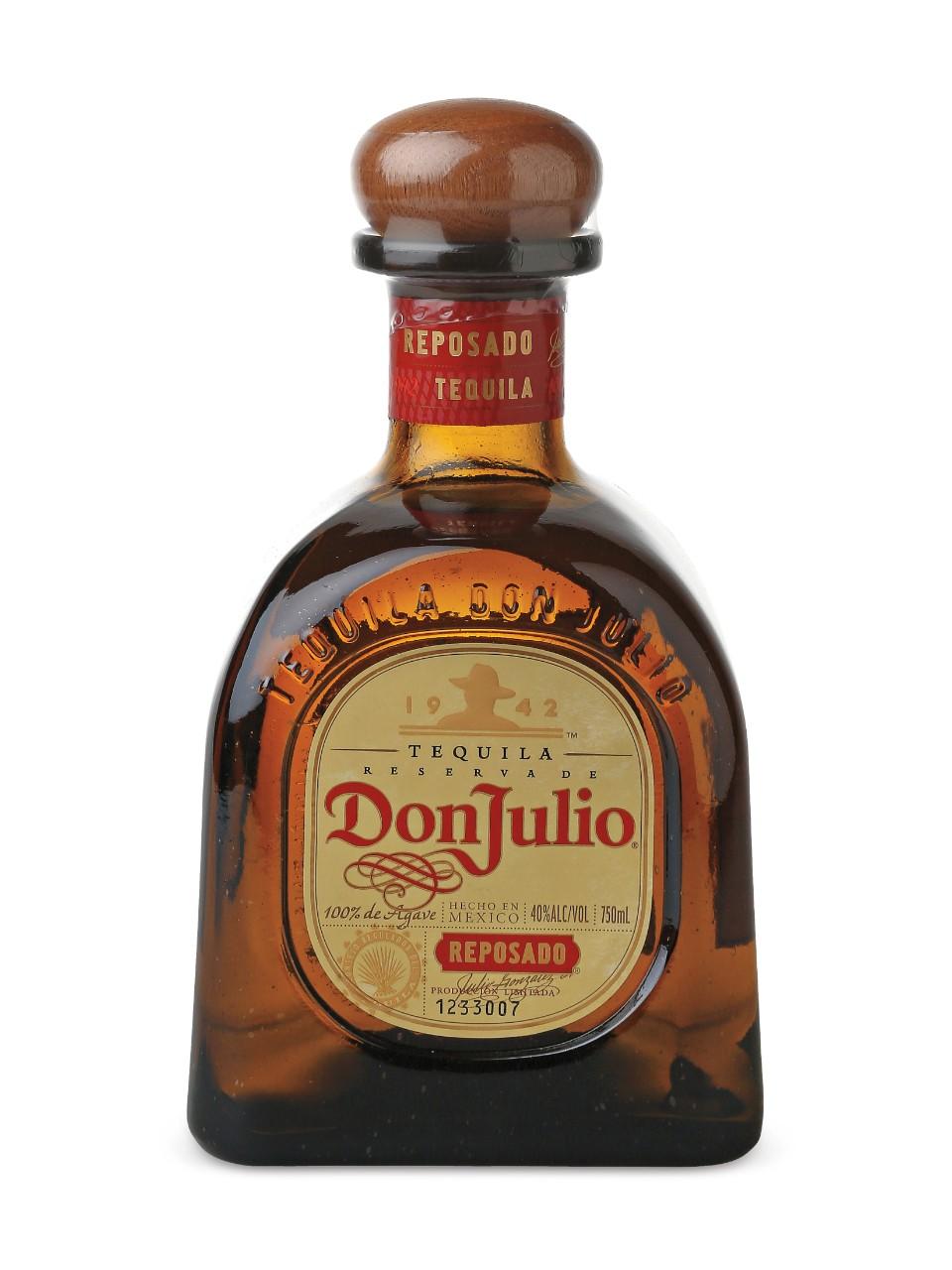 Don Julio Reposado Tequila Lcbo