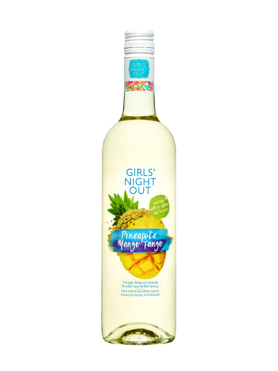 Image for Girls' Night Out Pineapple Mango Tango from LCBO