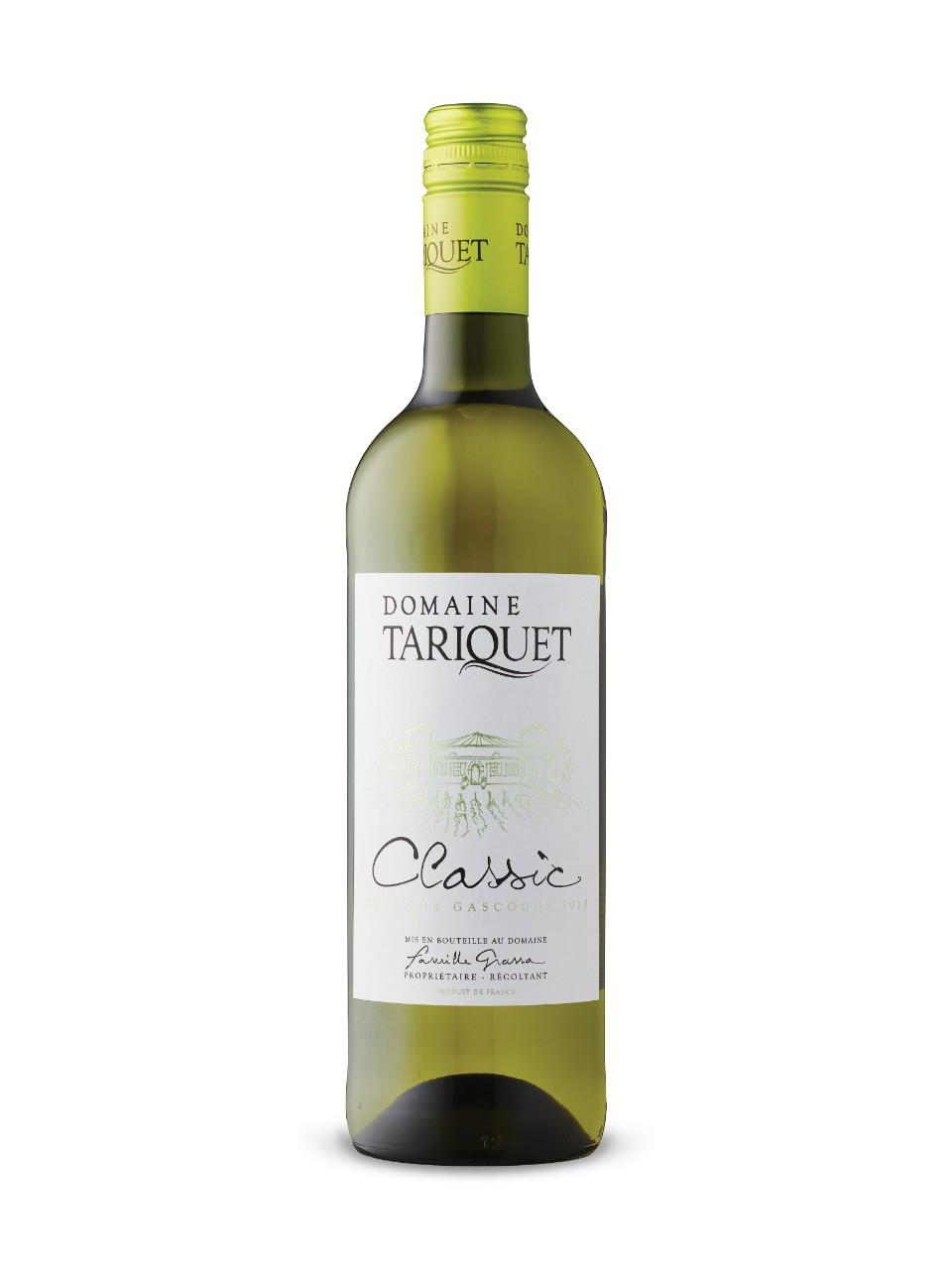 Domaine Tariquet Classic Blanc 2019 from LCBO