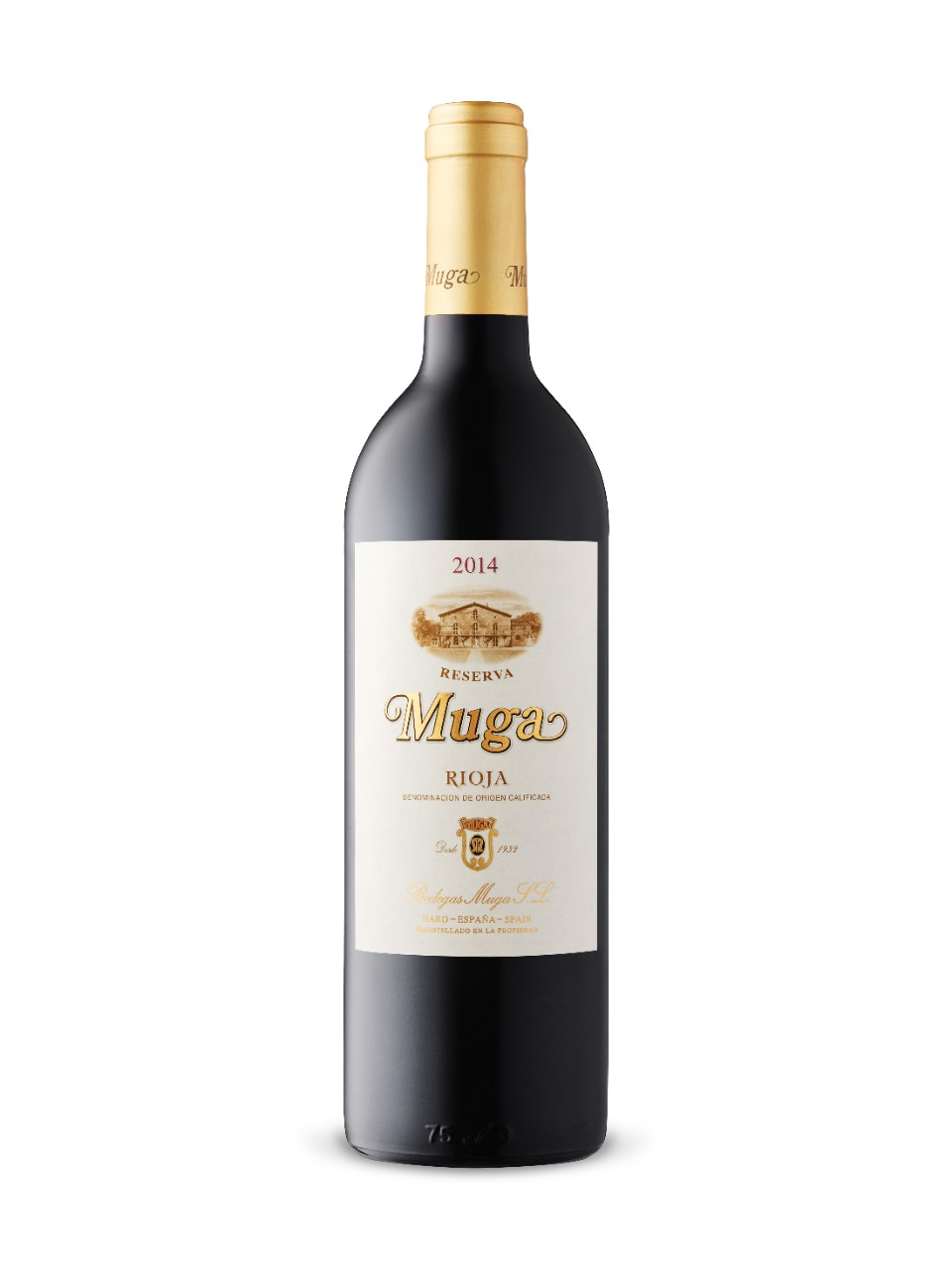 Image for Muga Reserva from LCBO