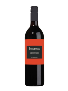 Cabernet Franc VQA Sandbanks Estate