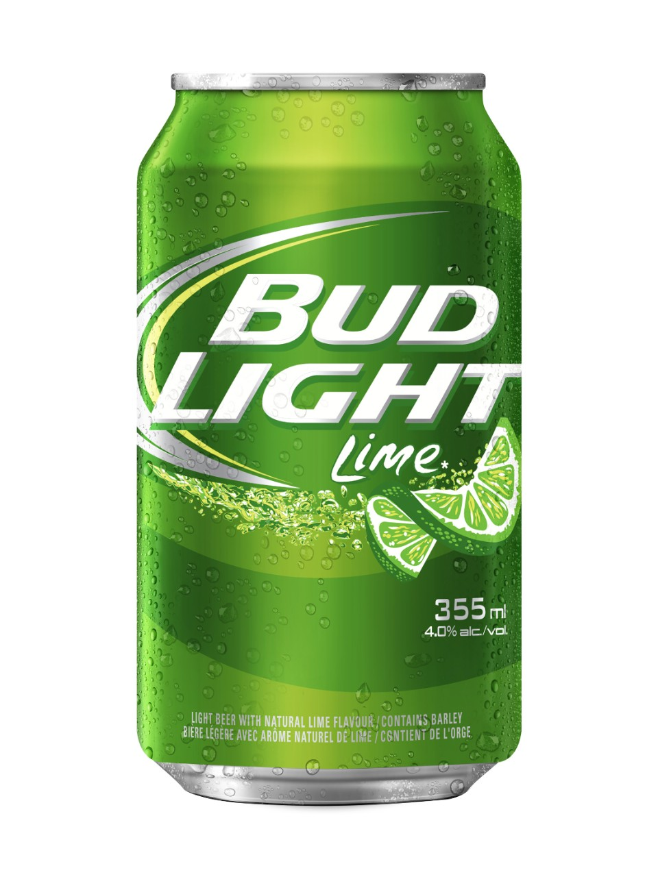 Image for Bud Light Lime from LCBO