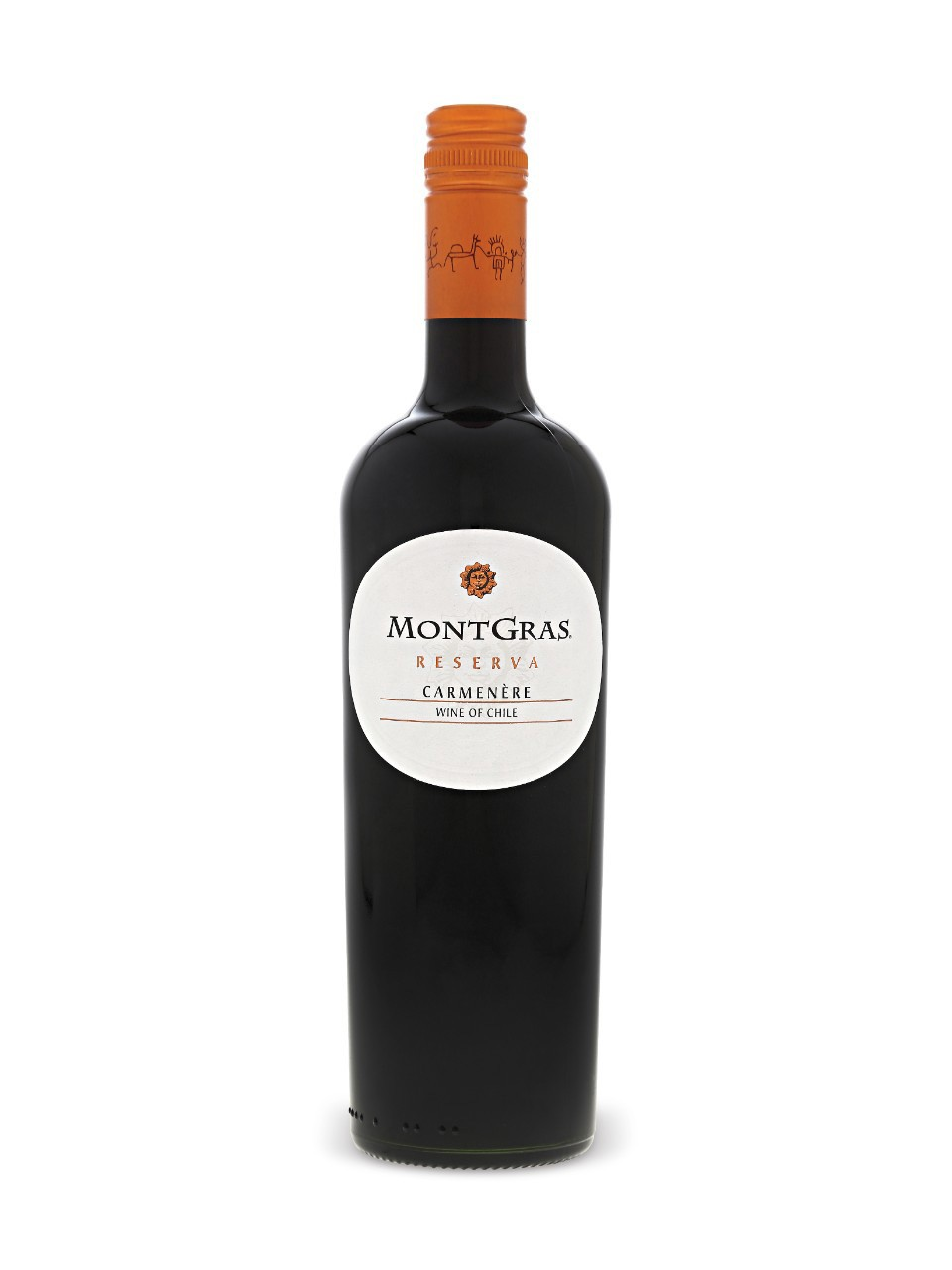Image for MontGras Carmenere Reserva from LCBO
