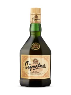 Signature Rare Whiskey
