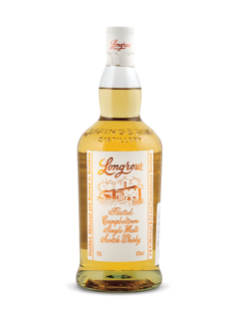 Whisky Single Malt Campbeltown Longrow tourbé